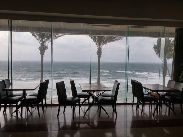 furnished  apartments near sea 1
