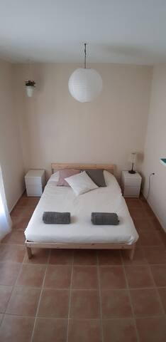 1er dormitorio. Cama doble