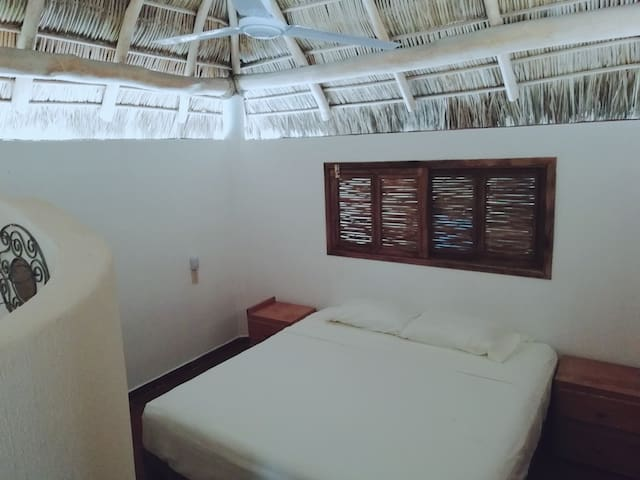 Departamento Palapa c/TV y KingSize