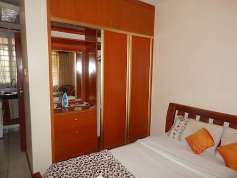 Furnished Studio Apartment at NHC Kileleshwa