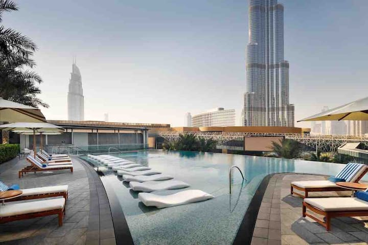 1 Bedroom Residence @ Dubai Mall