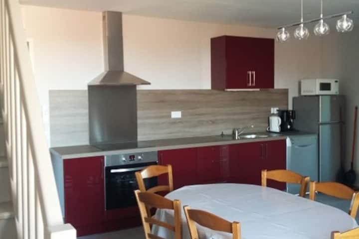 Gîtes Labourdette-Caubios-Loos- Appartement n°1