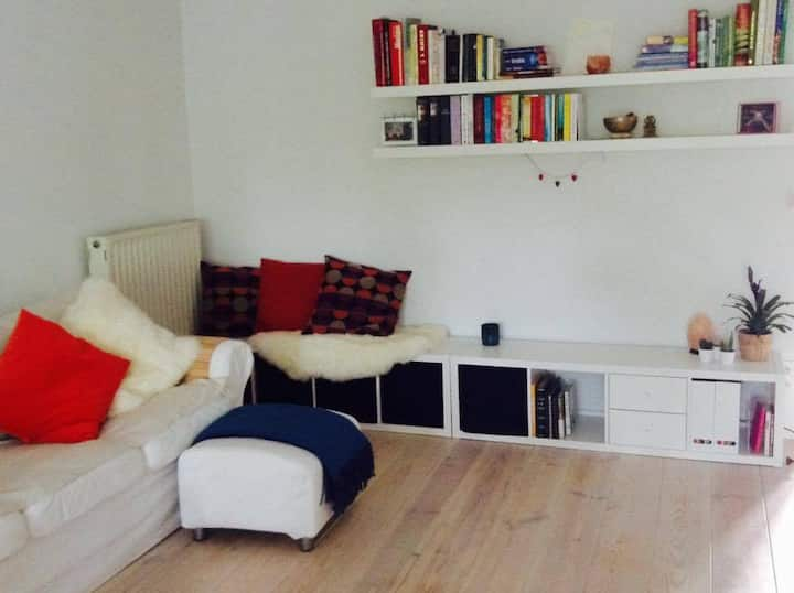 Homy apartment near many parks #LovelyGreen