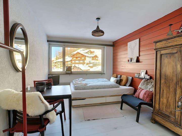 Studio MIA - Cosy & Comfortable - Glacier Paradise
