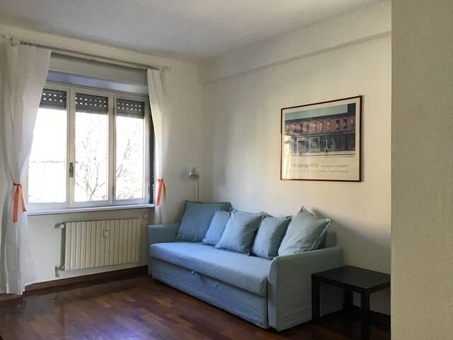 Cioci's home