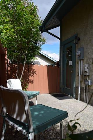 Accommodation Entrance