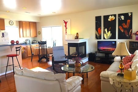 Private house in Kentland center, Gaithersburg MD - Gaithersburg - 一軒家