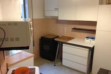 kitchen - common space