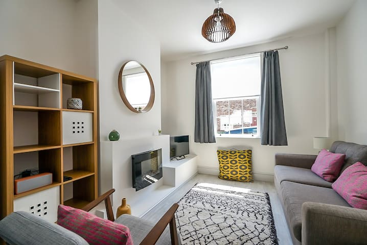 Lovely 2 bed terrace in the centre of York!