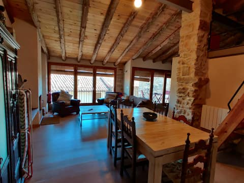 Loft Apartamento Rural La Fresneda - Casa Vidal