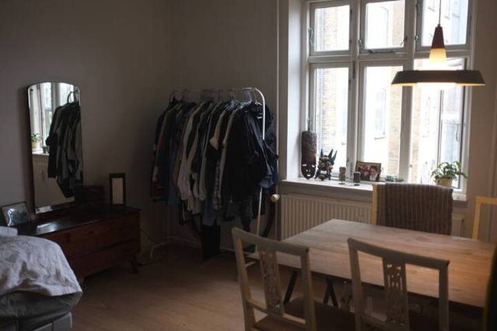 Cozy room near beach, forrest and the city centre - Aarhus - Wohnung
