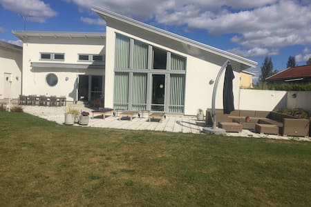 Luxury house, quiet surroundings! - Katrineholm - House