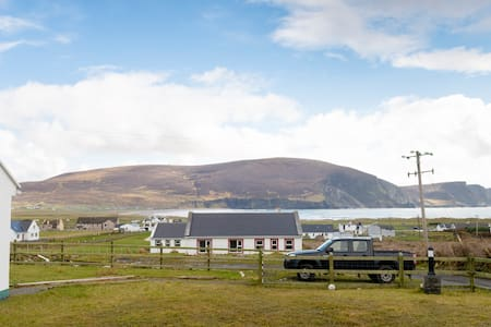 Strandhuset, a beach house with great views! - Achill
