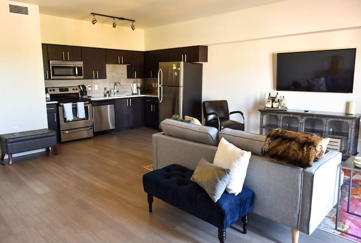 Luxury Nob Hill Apartment - Albuquerque - Wohnung