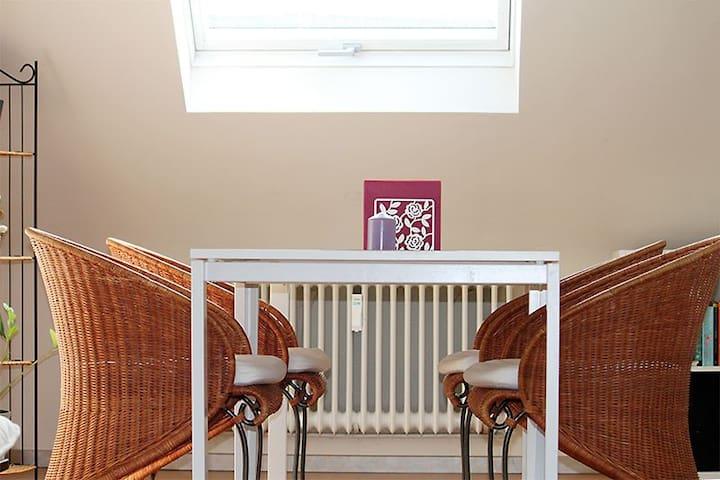Ruhige und helle Wohnung in Plankstadt - Plankstadt - Apartemen