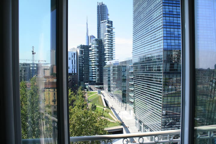 Exclusive 9th floor apartment with amazing view