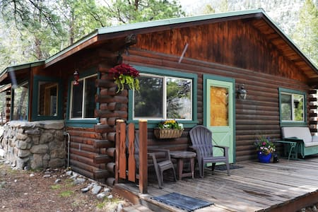 Creek Cabin near Mt. Princeton is a Sweet Spot!