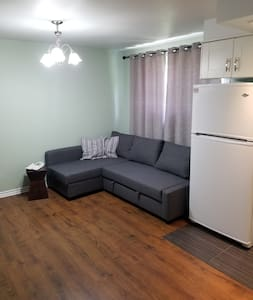 Cozy appart in a Duplex near Airport and Metro