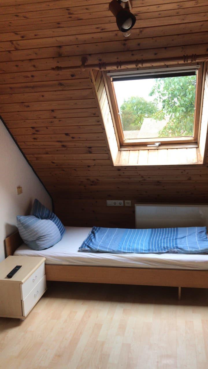 Kleines Studio/ Apartment in idyllischer Landlage