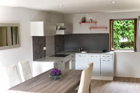 ♡ Studio confortable entre Annecy et Aix les bains