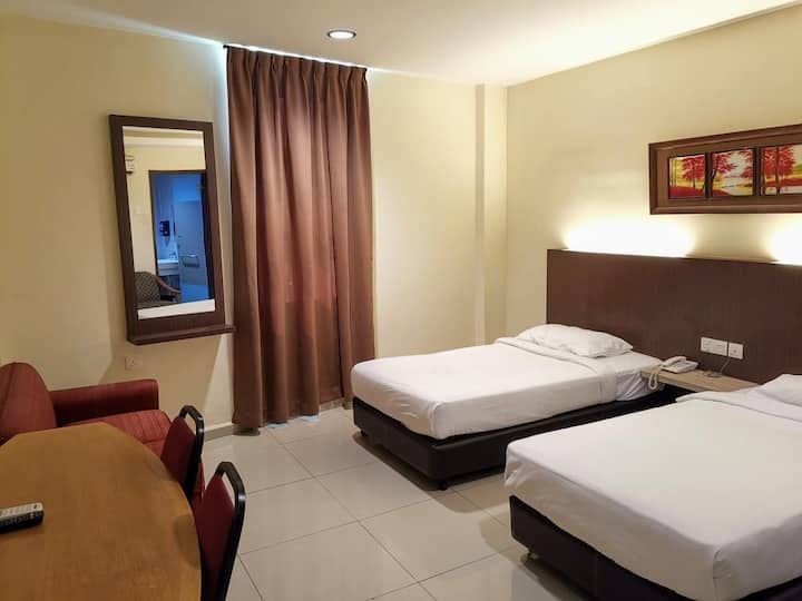 Perfect Stay for 4 Person at Centre Point Tampin