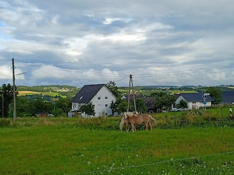 Relax in the countryside without a farm