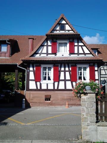 La maison du Kastelring