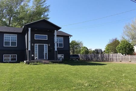 4 bedrooms in summerside, great for big family