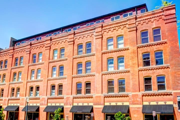 Large Loft right in Downtown! - Denver - Loft