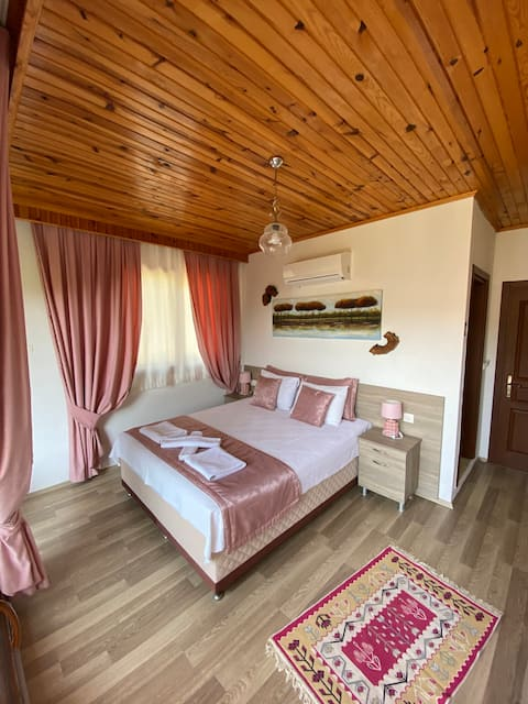 Your Room on the Butterfly Valley and Lycian Way