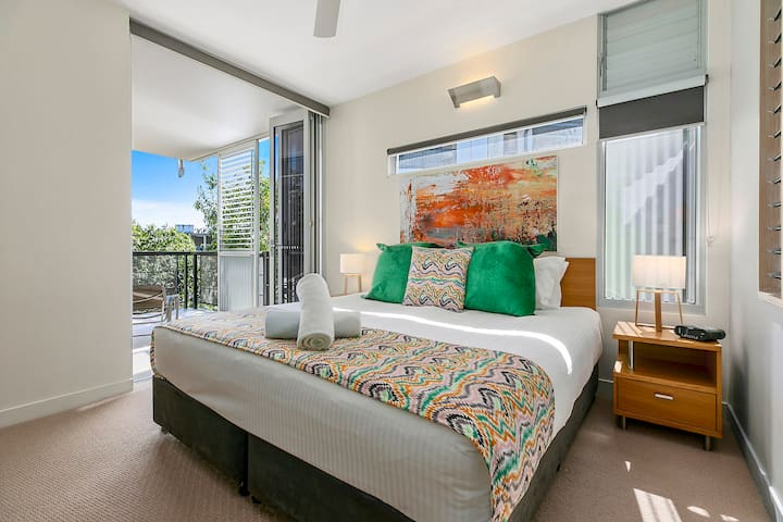Noosa Getaway, Minutes from Hastings Street