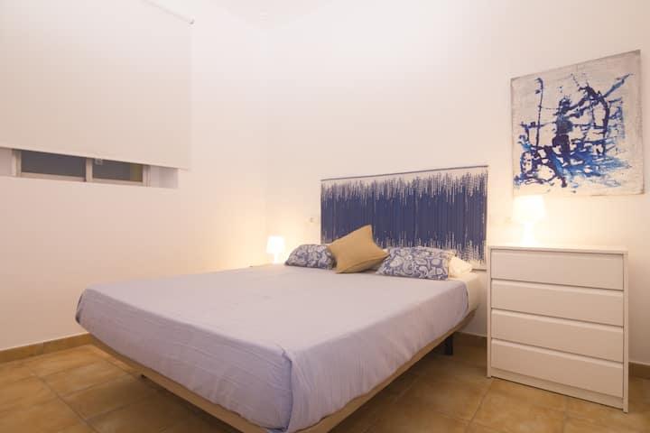 Casa Alameda Cadiz Centro WiFi A/C BLUE SOUL II