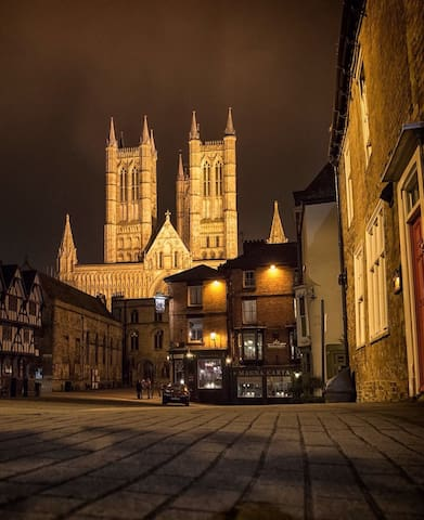 CLEAN B&B. CATHEDRAL & CASTLE AREA - Lincoln