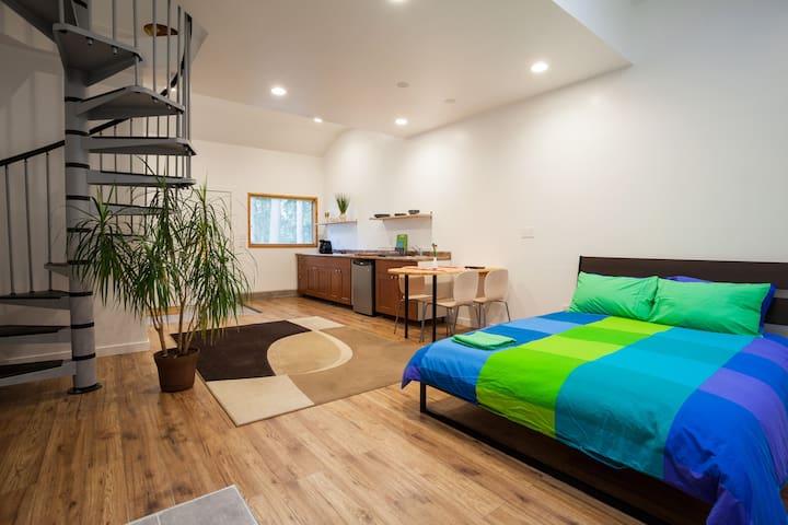 Del Mar Studio - Saanichton - House