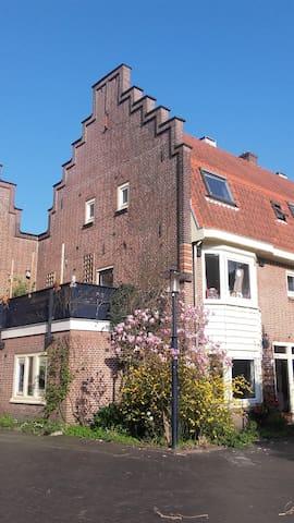 LOVELY BROWSTONE NEAR CENTRE - Amsterdam - Talo