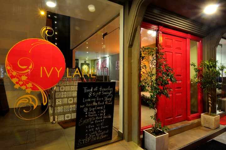 Private Room at Ivy Lane Colombo
