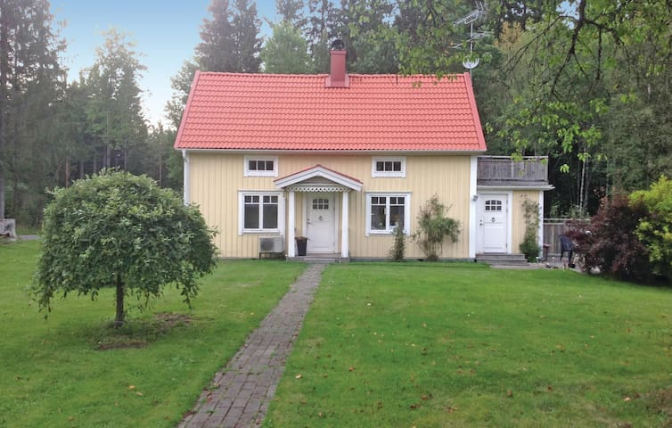 Holiday cottage with 2 bedrooms on 80 m² in Sävsjö