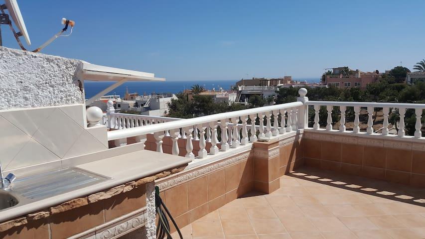 Bungalow 300 m beach - Torre La Mata - House