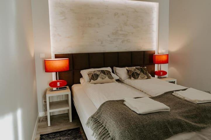 Apartamentowiec InforesPark - pokój trzyosobowy