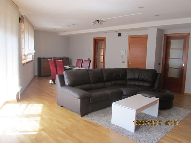 Apartamento en Bossòst (Valle de Aran).