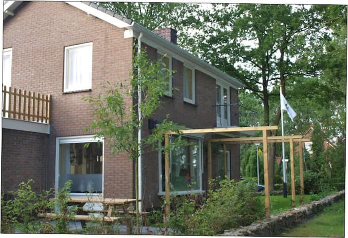 Super vakantiehuis hartje Drenthe - Gasselte - Casa