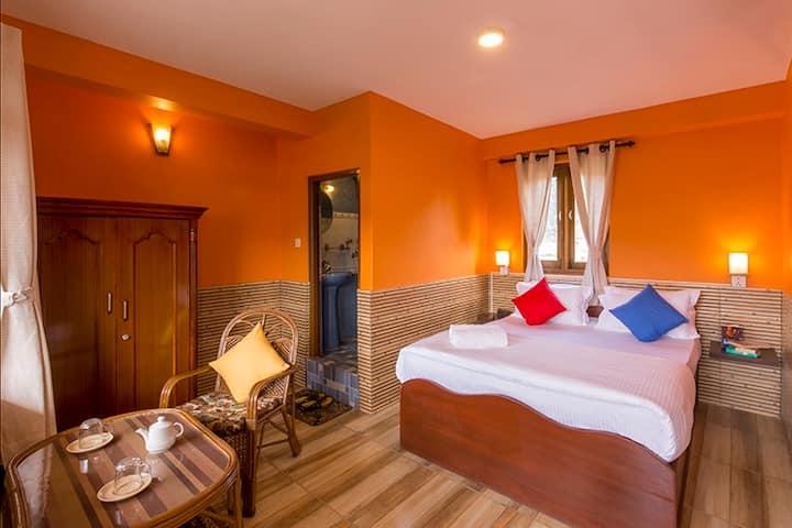 Deluxe Private Room in Pokhara