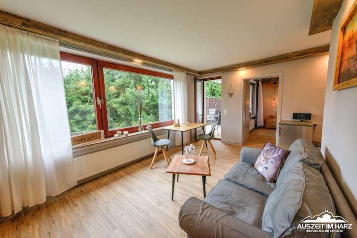 Auszeit im Harz - Haus 3 Wohnung 2