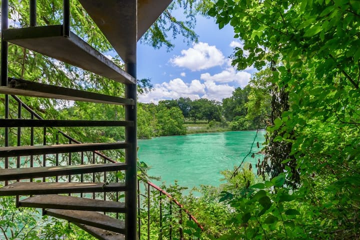 Hideout on Guadalupe River - New Braunfels - Kondominium