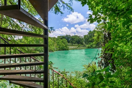 Hideout on Guadalupe River - New Braunfels