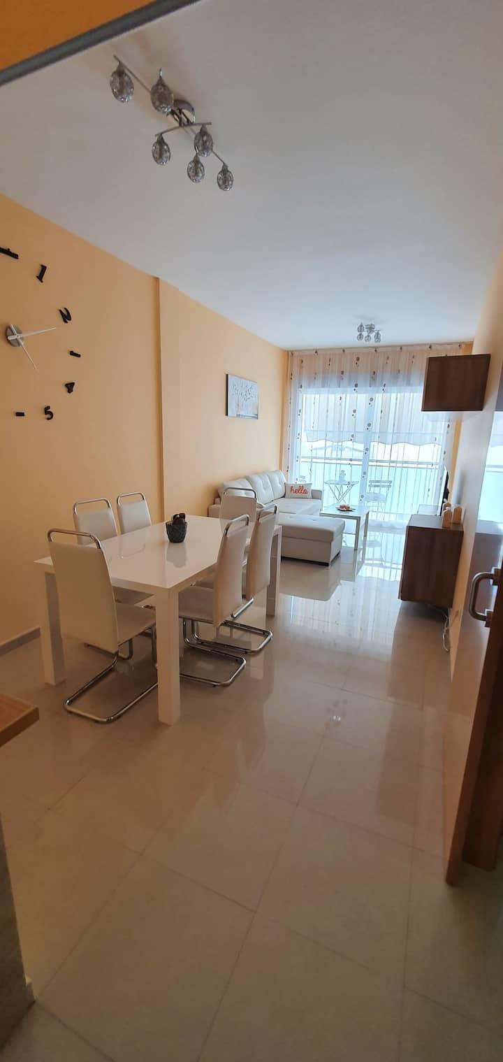 Bonito apartamento ideal escapadas y vacaciones