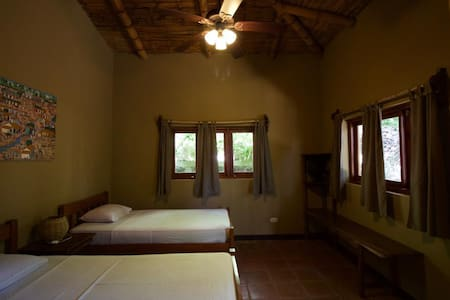 Apoyo Lodge - Forest Room - Masaya