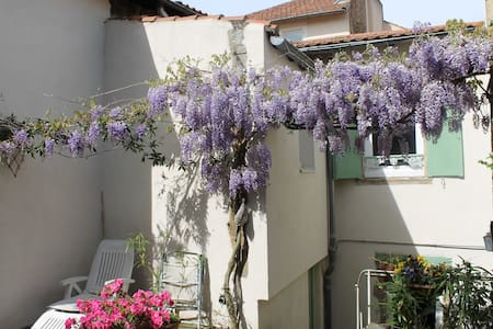 Les Pigeonniers - Billom - Bed & Breakfast