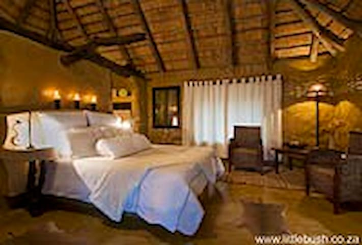 LittleBush Private Lodge - Hoedspruit - Wohnung