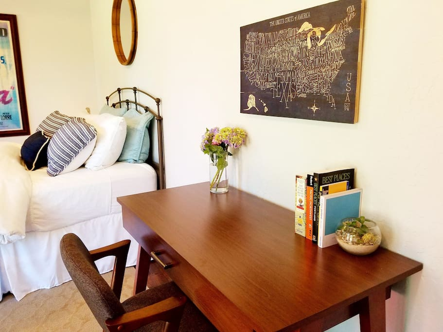 Workspace and city/neighborhood resources